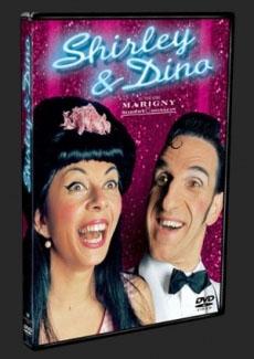 Shirley et Dino au théâtre Marigny affiche