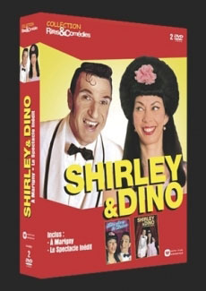 Coffret DVD Shirley & Dino